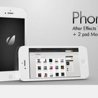 VIDEOHIVE PHONE 5 COMMERCIAL