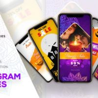 VIDEOHIVE INSTAGRAM STORIES 22747008