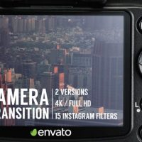 VIDEOHIVE CAMERA TRANSITION