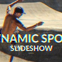 VIDEOHIVE DYNAMIC SPORT SLIDESHOW