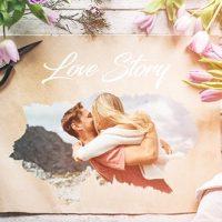 VIDEOHIVE LOVE STORY SLIDESHOW