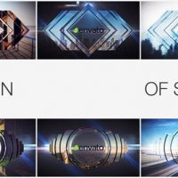 VIDEOHIVE VISION OF SHAPES