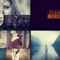 VIDEOHIVE CLEAN SLIDESHOW 19502141
