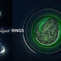VIDEOHIVE DYNAMIC RINGS LOGO