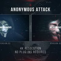 VIDEOHIVE ANONYMOUS ATTACK