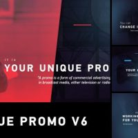 VIDEOHIVE UNIQUE PROMO V6 | CORPORATE PRESENTATION