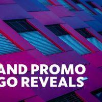 VIDEOHIVE BRAND PROMO ID // LOGO REVEALS