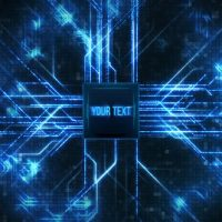 VIDEOHIVE CPU TECHNOLOGY TITLE – PREMIERE PRO