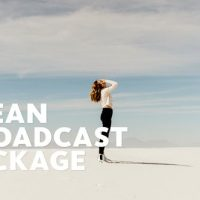 VIDEOHIVE CLEAN BROADCAST PACKAGE | ESSENTIAL GRAPHICS | MOGRT – PREMIERE PRO