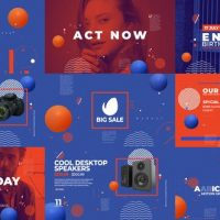 VIDEOHIVE DYNAMIC EVENT OPENER AND PRODUCT PROMO