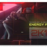 VIDEOHIVE ENERGY ATOM TECHNO SLIDESHOW