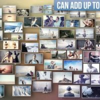 3D PHOTOS SLIDESHOW V2 – AFTER EFFECTS PROJECT (VIDEOHIVE)