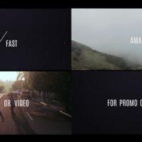 VIDEOHIVE TYPOGRAPHIC PROMO