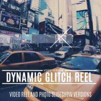 VIDEOHIVE DYNAMIC GLITCH REEL 14176676