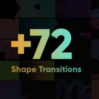 VIDEOHIVE SHAPE TRANSITIONS BIG PACK