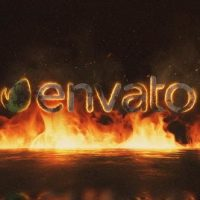 VIDEOHIVE FIRE LOGO 22839184