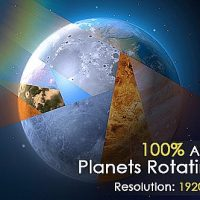 VIDEOHIVE PLANET ROTATING