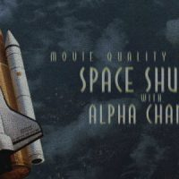 VIDEOHIVE SPACE SHUTTLE – MOTION GRAPHICS