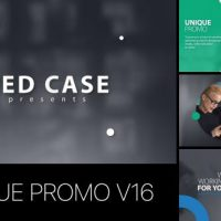 VIDEOHIVE UNIQUE PROMO V16 | CORPORATE PRESENTATION