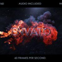 VIDEOHIVE FIRE LOGO INTRO 23733392