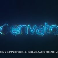 VIDEOHIVE LIGHT PULSE LOGO REVEAL