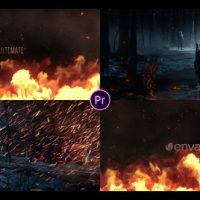 VIDEOHIVE ULTIMATE FIRE TRAILER – PREMIERE PRO