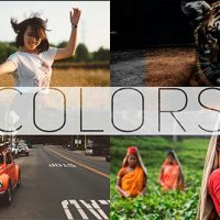 VIDEOHIVE COLORS – PHOTO/VIDEO GALLERY