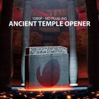 VIDEOHIVE ANCIENT FIERY TEMPLE OPENER