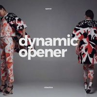 VIDEOHIVE DYNAMIC OPENER / FAST STOMP TYPOGRAPHY / FASHION EVENT PROMO / CLEAN RHYTHMIC INTRO