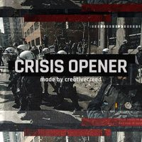 VIDEOHIVE CRISIS OPENER / DYNAMIC GRUNGE SLIDESHOW / RIOT AND REBELLION / REVOLT AND PROTEST / CATACLYSM