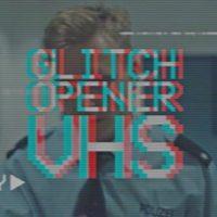 VIDEOHIVE GLITCH OPENER VHS – PREMIERE PRO