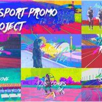 VIDEOHIVE NEW SPORT PROMO 4K