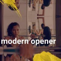 VIDEOHIVE FAST MODERN OPENER