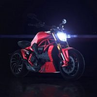 VIDEOHIVE MOTORCYCLE REVEAL