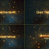 VIDEOHIVE CINEMATIC TEASER PROMO TITLES
