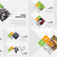 VIDEOHIVE MECHANICAL PARTS SHOWCASE
