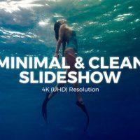 VIDEOHIVE MINIMAL & CLEAN SLIDESHOW – PREMIERE PRO