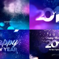 VIDEOHIVE NEW YEAR COUNTDOWN 2020