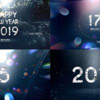 VIDEOHIVE NEW YEAR DIAMOND COUNTDOWN