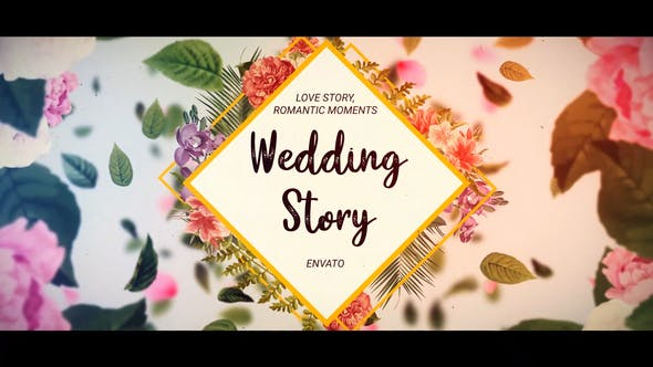 Videohive Wedding Slideshow V2 Free After Effects Template