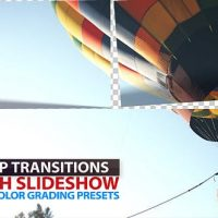 VIDEOHIVE DROP TRANSITIONS