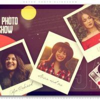 VIDEOHIVE RETRO PHOTO SLIDESHOW