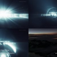 VIDEOHIVE ZOOM CINEMATIC TRAILER