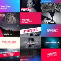 VIDEOHIVE YOUTUBE TITLES PRO – FINAL CUT PRO