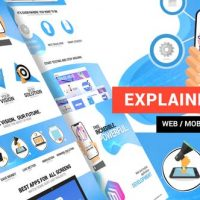 VIDEOHIVE EXPLAINER VIDEO | WEB AND MOBILE APPS, ONLINE SERVICES