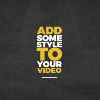 VIDEOHIVE TYPOGRAPHY COLLECTION