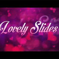 VIDEOHIVE LOVELY SLIDES 14656265