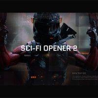 VIDEOHIVE SCI-FI OPENER / HI-TECH SLIDESHOW / FUTURISTIC FILM CREDITS / HUD ELEMENTS / SPACE SCIENCE 21218914