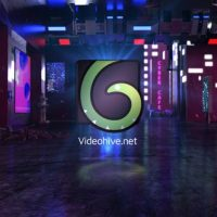 VIDEOHIVE CYBERPUNK LOGO REVEAL 23309154