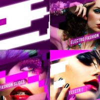 VIDEOHIVE ELECTRO FASHION SLIDES – IMAGE / VIDEO